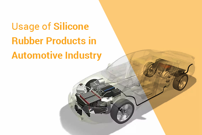 Usage of Silicone Rubber Products in Automotive Industry